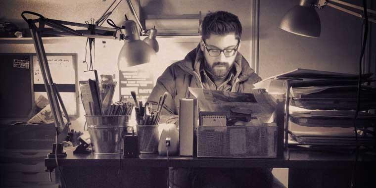 005: Austin Kleon – Pencil vs Computer
